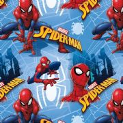 Spiderman 2m Roll Wrap